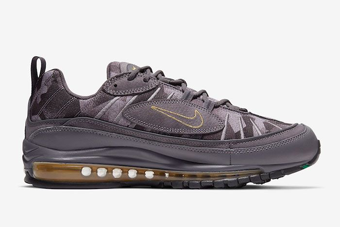 Kylian Mbappe Nike Air Max 98 Ct1531 001 Release Date 2Official