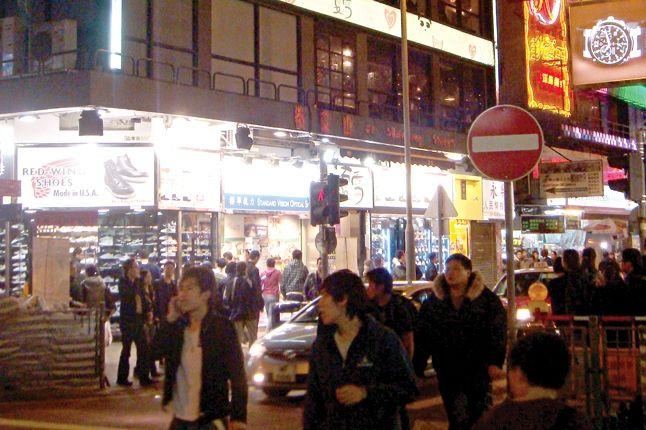 Sneaker Street Mong Kok Under Threat 9