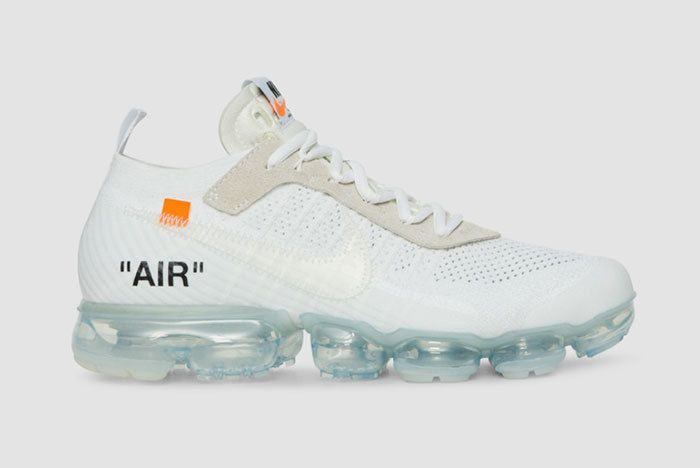 Off White Nike Air Vapormax Restock 2