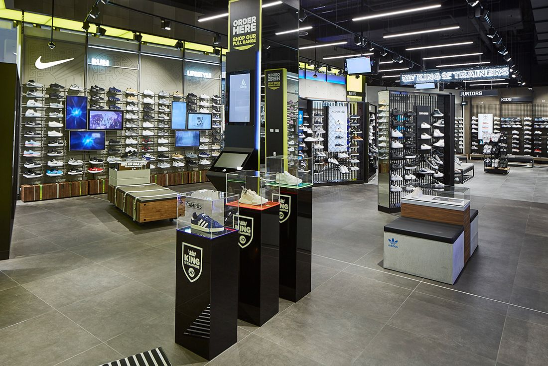 Take A Look Inside The New Pacific Fair Jd Sports Store32