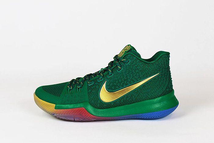 Nike Kyrie 3 Rainbow Sneaker Freaker