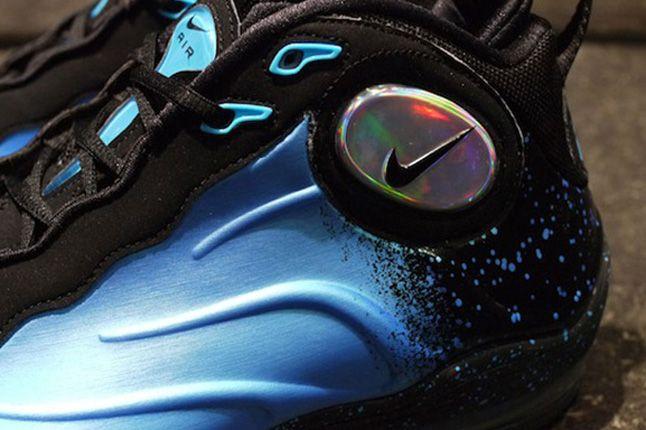 Nike Total Air Foamposite Max Heel Details 1