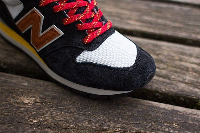 New Balance 996 Black Brown 8