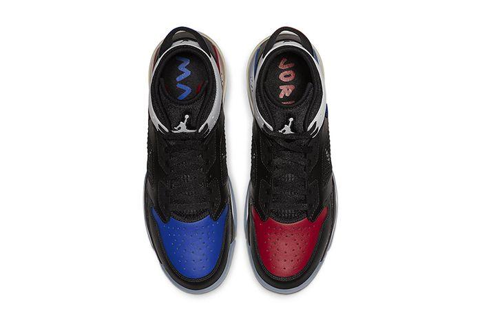 Jordan Mars 270 Top 3 Cd7070 001 Release Date Top Down