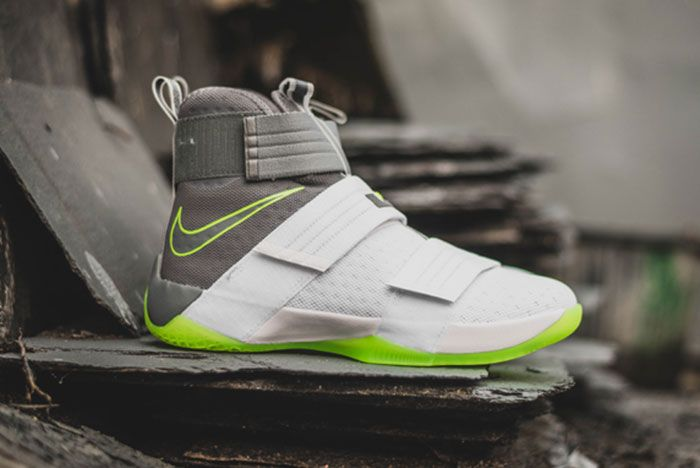 Nike Le Bron Zoom Soldier 10 Feature