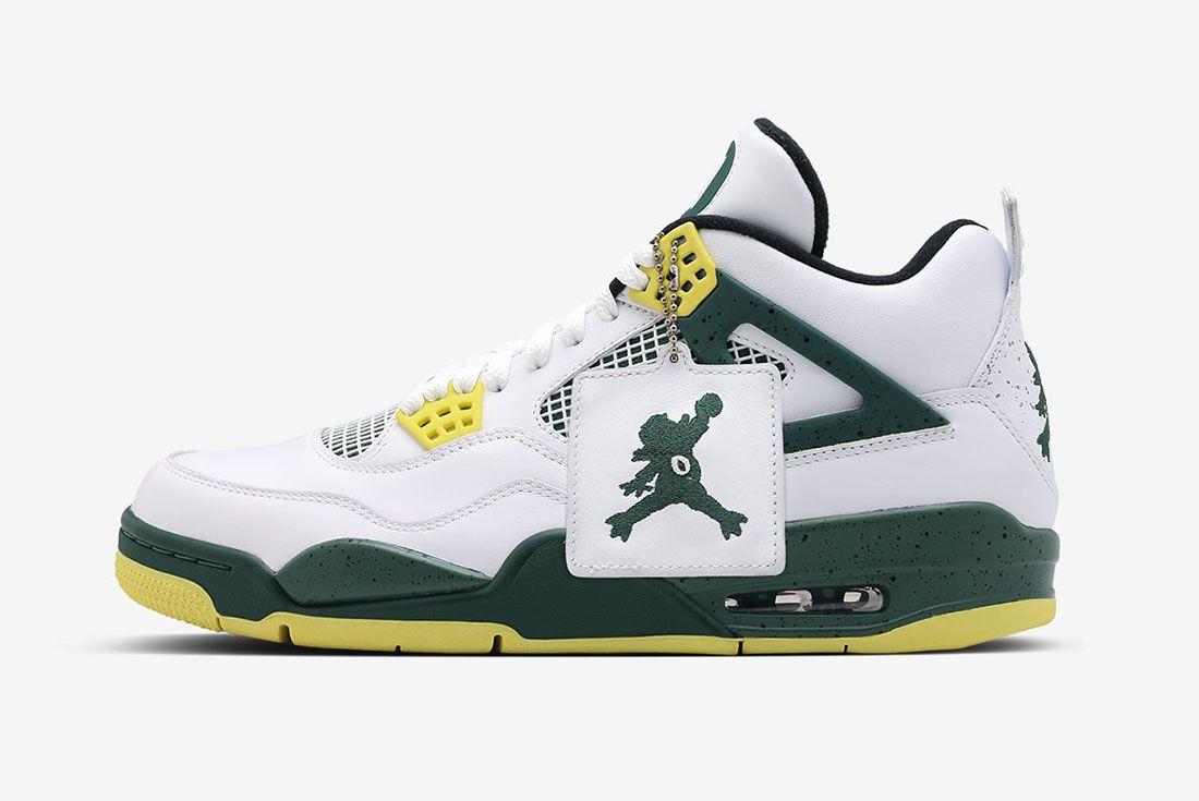 Air Jordan Ducks 7