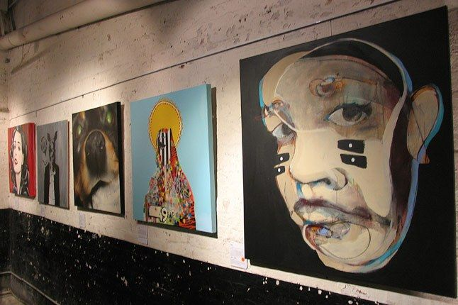 Just Another Group Show 1000 Pound Semi Permanent 6 1