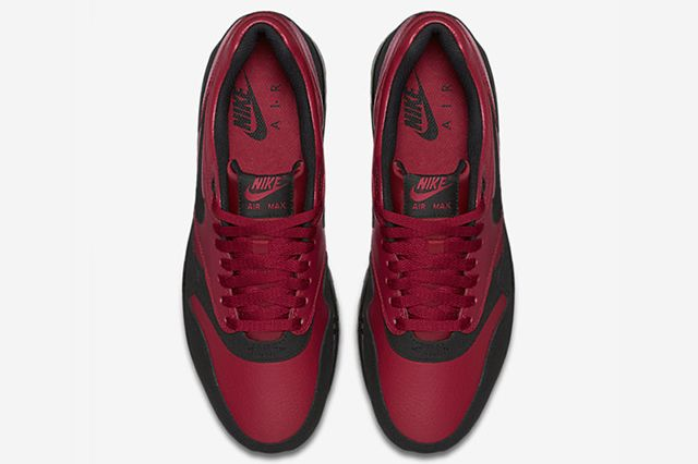 Nike Air Max 1 Leather Gym Red 4