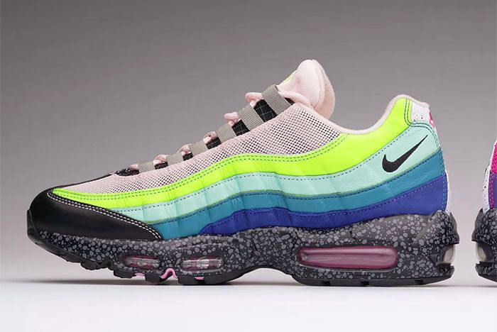 Size Nike Air Max 95 20 For 20 Medial Blue