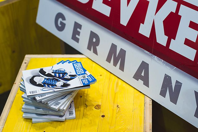 Sneakerness Zurich 2014 Recap 101