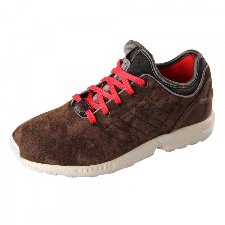 Adidas Originals Zx Flux Nps Brown 1