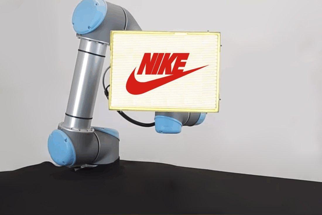 Nike Grabit Robotics 1