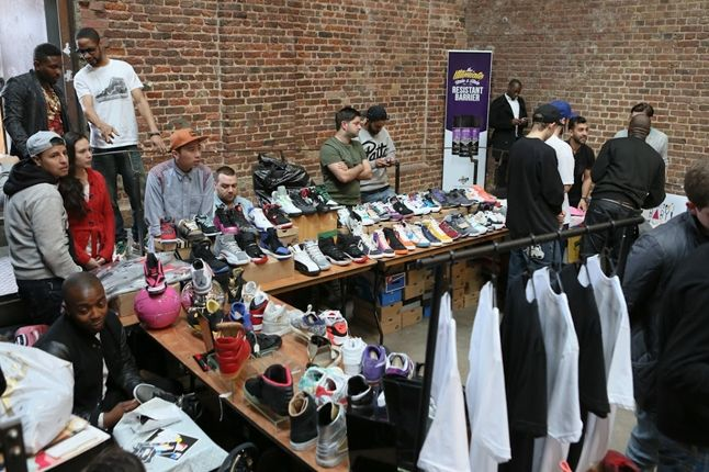 Crepe City Uk Swap Meet 9 1