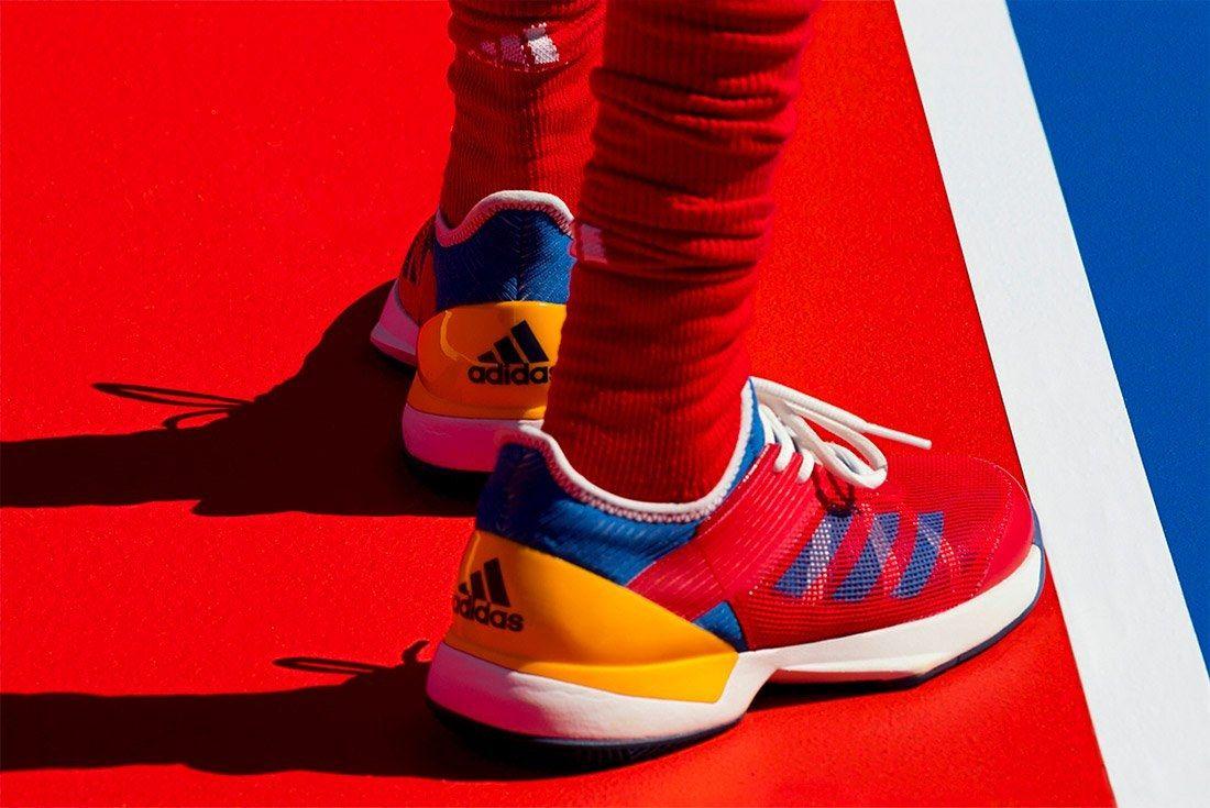 Pharrell X Adidas Tennis 4