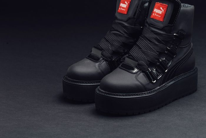Rihanna X Puma Fenty Sneaker Boot 1