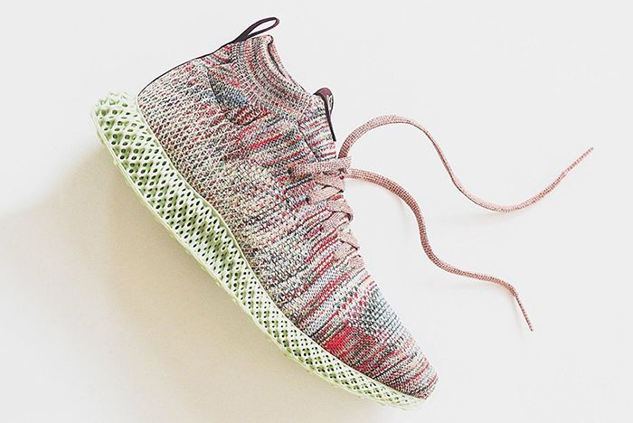 Kith X Adidas Futurecraft 4 D 3