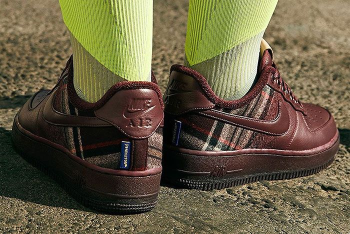 Nike Air Force 1 Pendleton By You Release Date 05