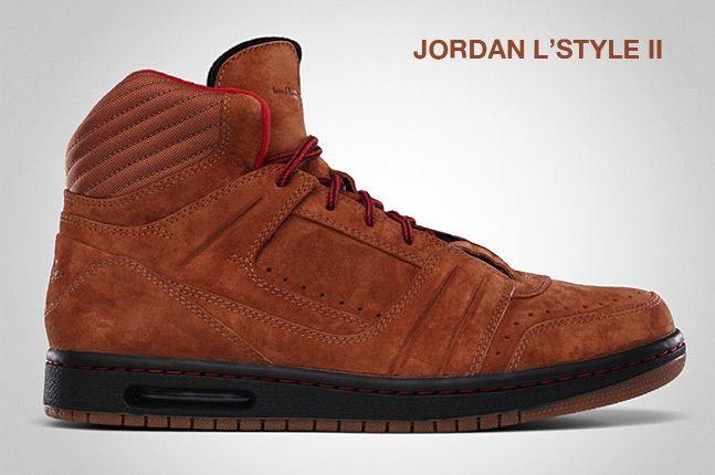Jordan L Style Ii Cognac 1