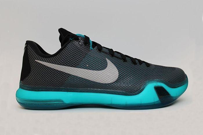 Nike Kobe 10 Radiant Emerald