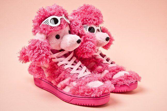 Adidas Originals Js Poodles Pair 1