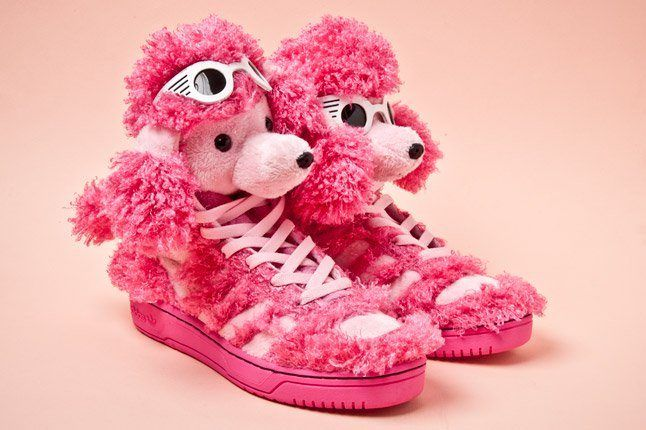 Adidas Originals Js Poodles Pair 1