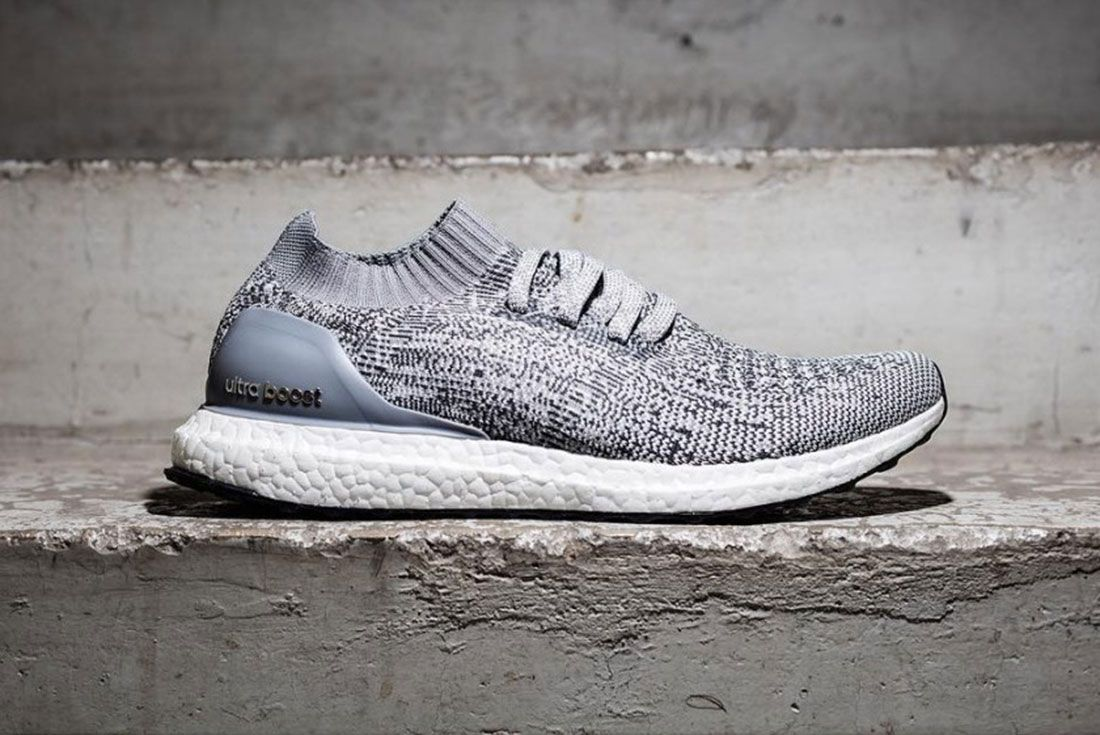 Adidas Ultraboost Uncaged Grey 1