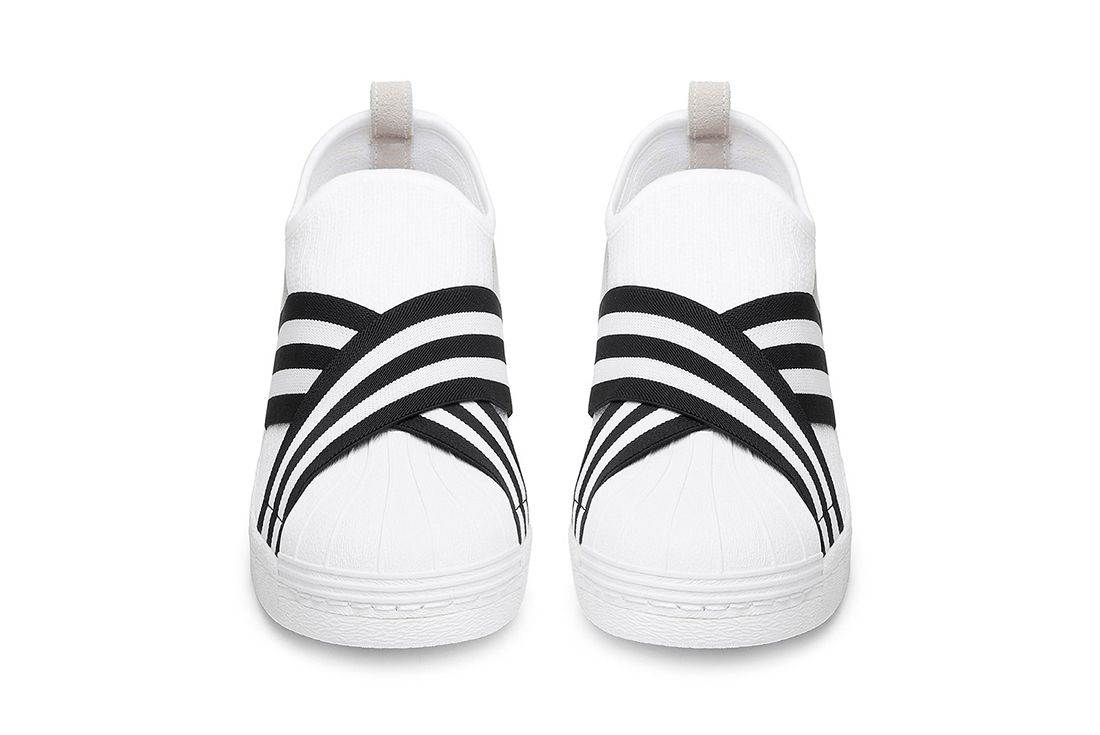 White Mountaineering X Adidas Superstar Slip On 6