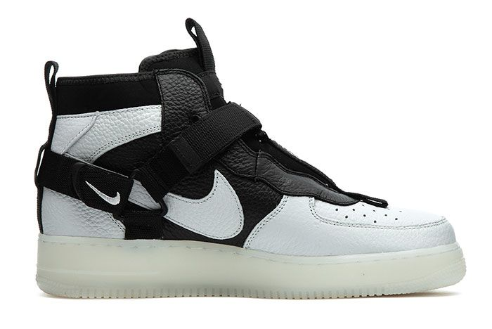 Nike Air Force 1 Utility Mid Orca Side3