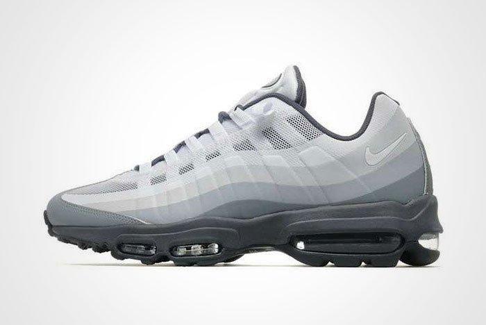 Nike Air Max 95 No Sew Grey Thumb
