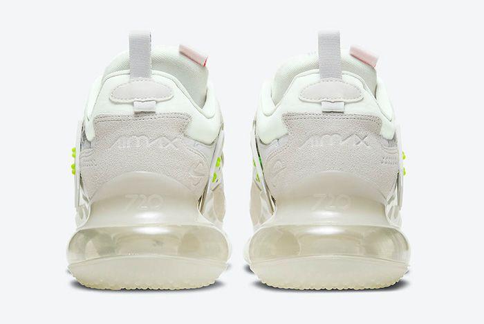 Nike Air Max 720 Slip Obj Summit White Da4155 100 Release Date 5