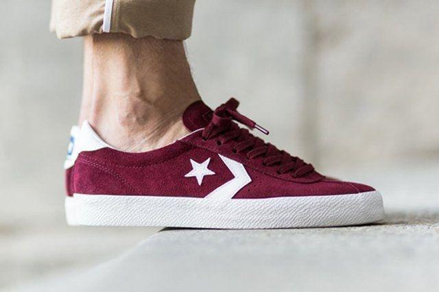 Converse Breakpoint Ox (Deep Bordeaux) - Sneaker Freaker