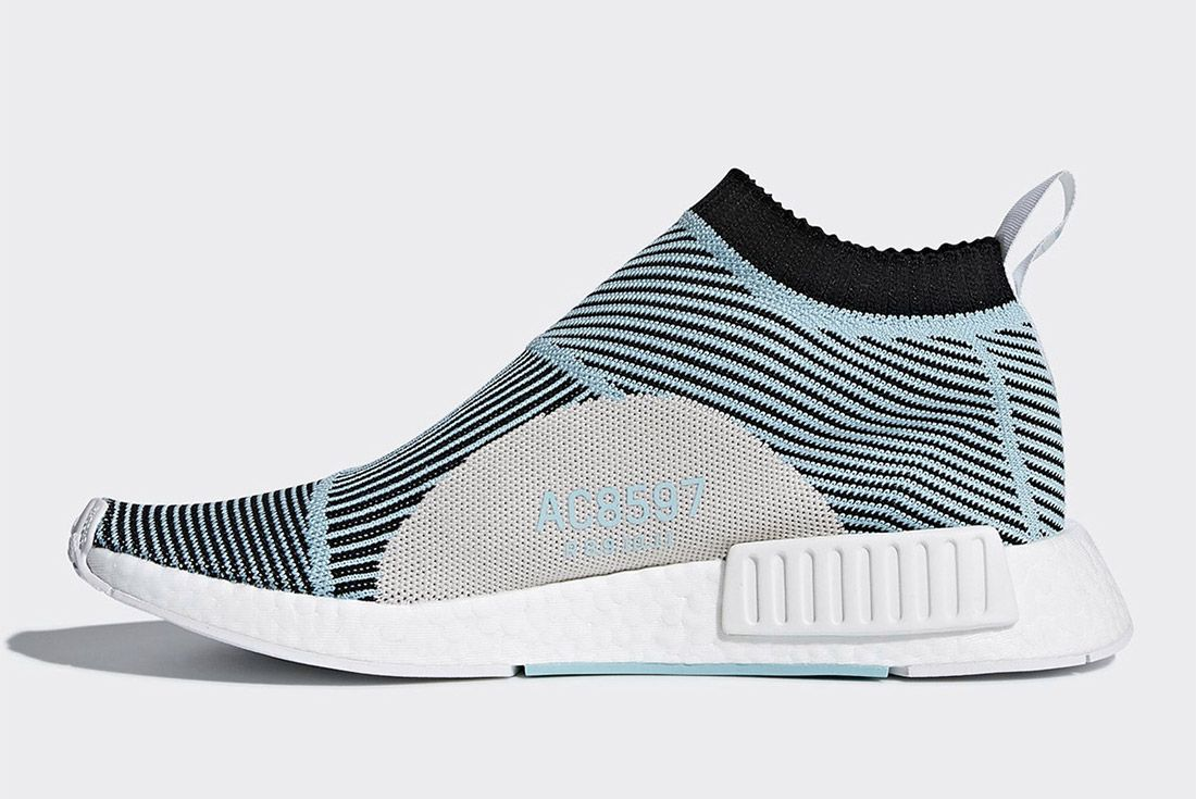 Parley For The Oceans X Adidas Nmd City Sock Ac8597 Sneaker Freaker 5