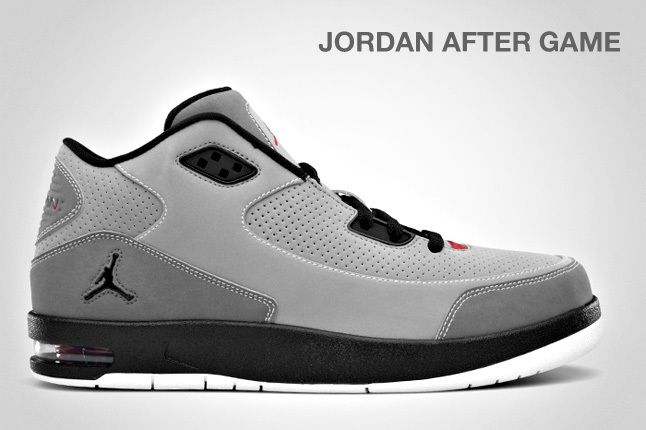 Jordan After Game Graphite 1