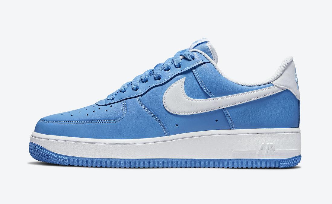 Nike Air Force 1 Powder Blue DC2911-400