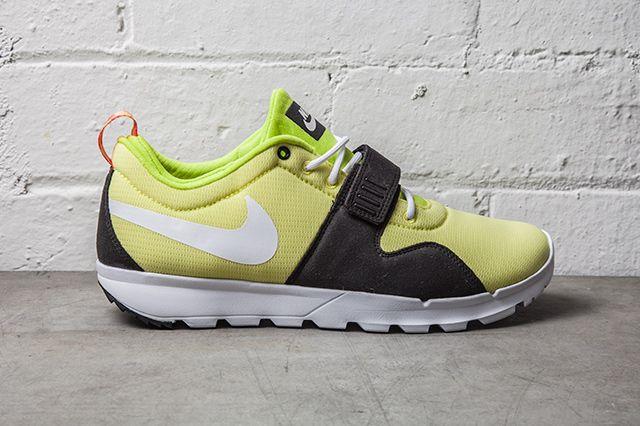 Nike Sb Trainerendor Se Sonic Yellow
