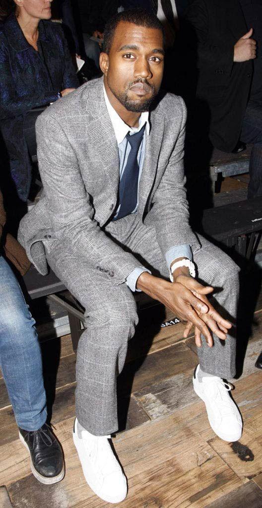 Kanye Rod Laver 1