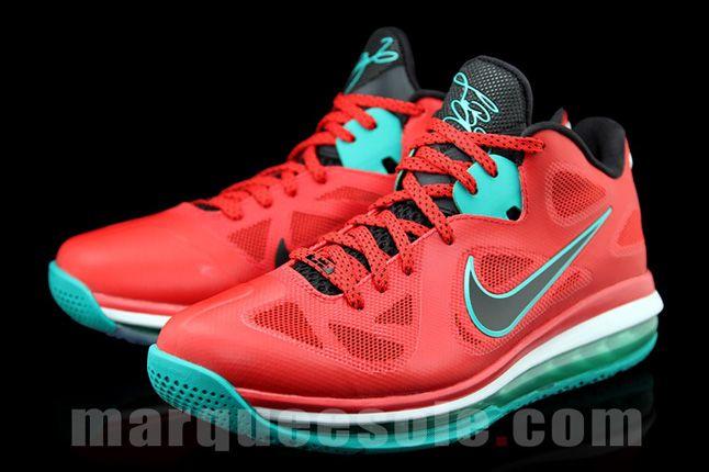 Nike Lebron 9 Liverpool 01 1