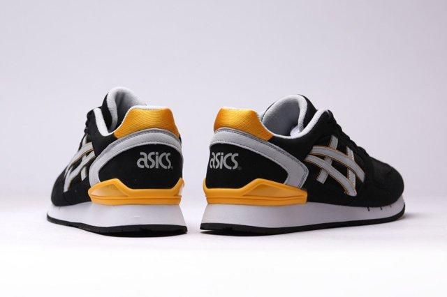 Asics Gel Atlantis Black Yellow 5