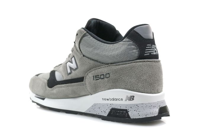 New Balance 1500 Mid Grey Grey 5