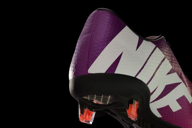 Nike Mercurial Ix Fireberry Heel 1