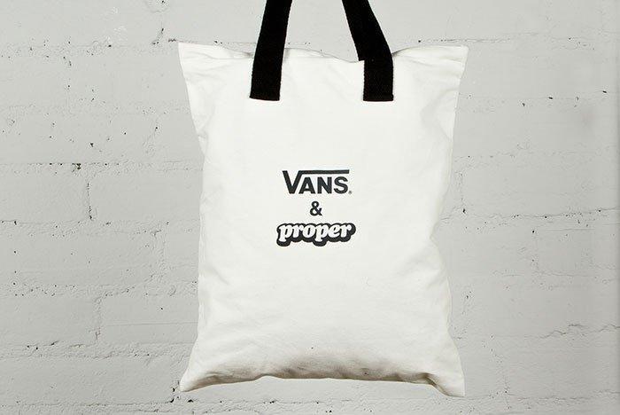 Proper Vans Small