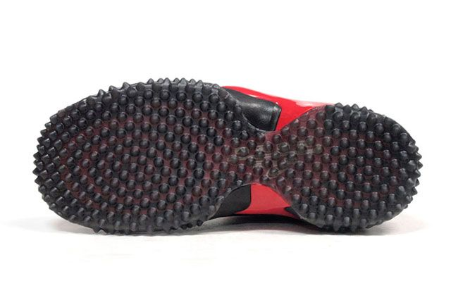 Nike Air Zoom Turf Red Sole