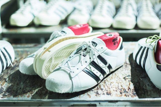 Adidas Consortium Superstar Made In France 6