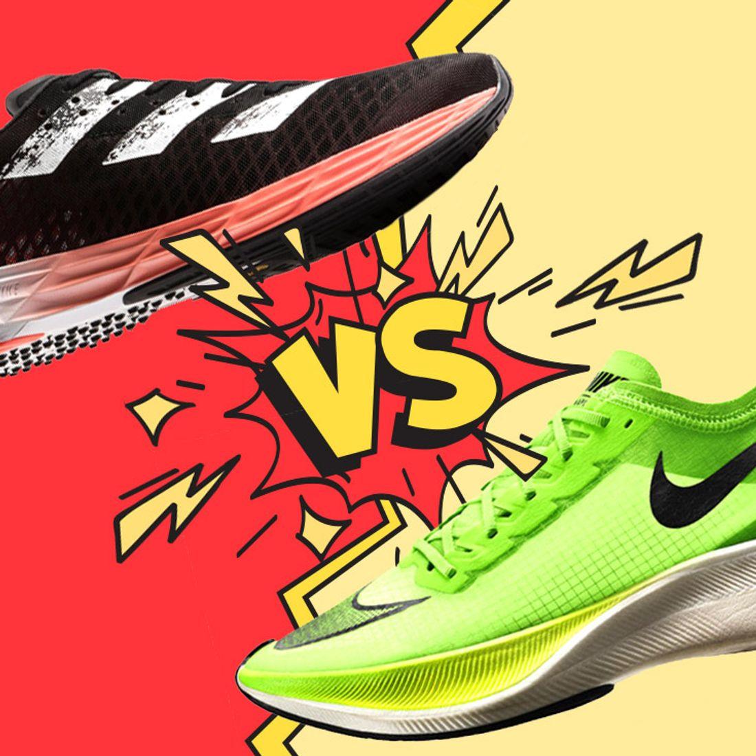 Sneaker Showdown Adidas Adizero Pro Or Nike Zoomx Vaporfly Next Sneaker Freaker