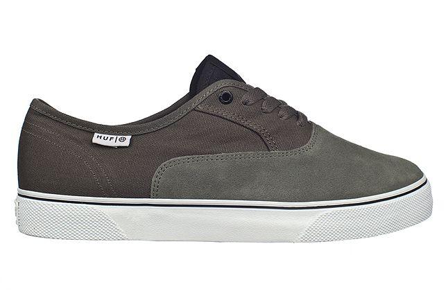 Huf Fall 2012 Footwear Mateo Stone Blk 1