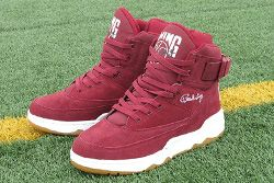 Ewing Athletics 33 Hi Burgundy Thumb