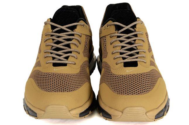 Nike Air Max 1 2013 Qs Usatf Pack Desert Yellow Front Pair 1