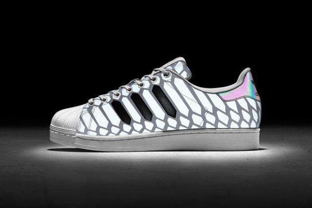 Adidas Superstar Xeno Silver2