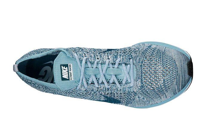 Nike Flyknit Racer Legion Blue 2