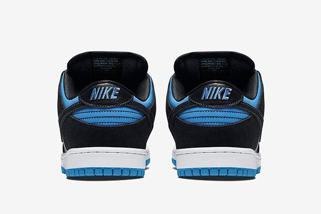 Nike Sb Dunk Low Pro Blackuniversity Blue2